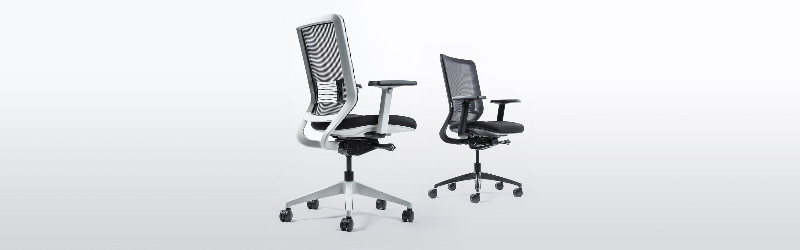 Ergonomisch Sitzen mit dem Yaasa Chair.
