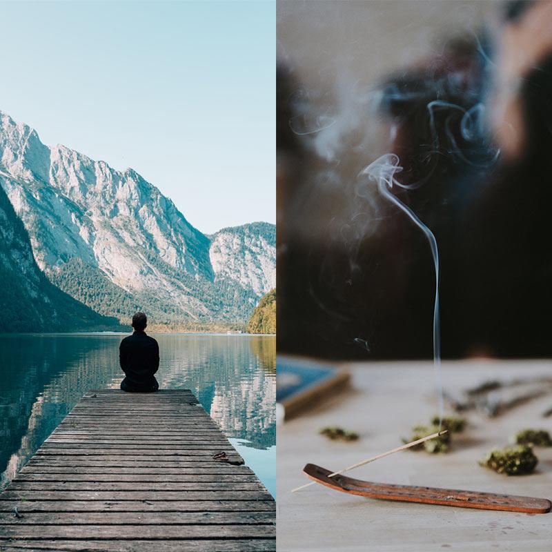 Meditation fördert die allgemeine Gesundheit und das Wohlbefinden