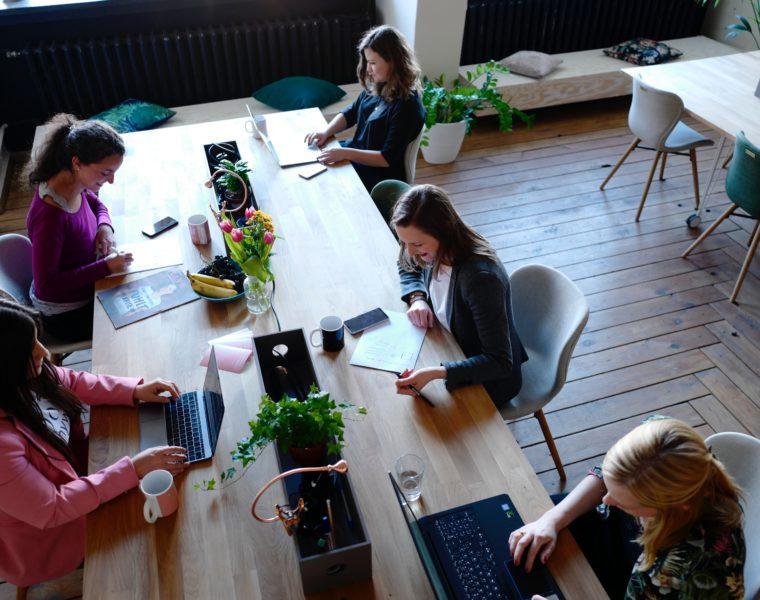 ist der co-working Space der Arbeitsplatz der Zukunft?