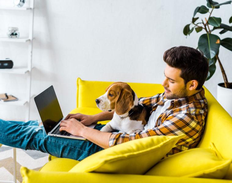 in wenigen stundene in ergonomisches home office einrichten