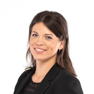 Stella ist eine Allrounderin und zuständig für Sales.