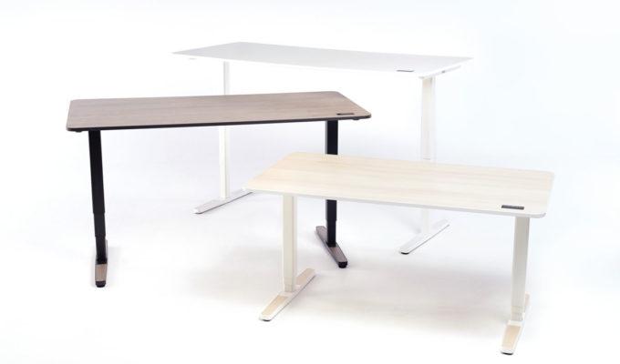 yaasa desk pro II neuer höhenverstellbarer schreibtisch