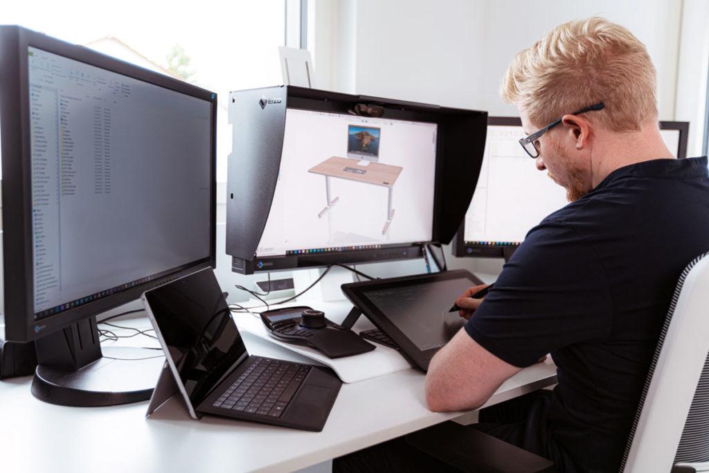 Yaasa fokussiert sich beim Produktdesign und bei der Produktentwicklung auf Funktionalität und Design.