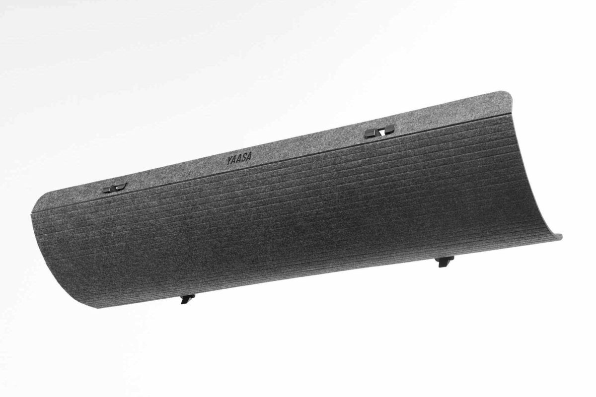 Das Yaasa Cable Management ist sehr flexibel, einfach zu handhaben und modern.